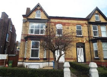 Thumbnail 5 bedroom terraced house for sale in Newsham Drive, Liverpool, Merseyside