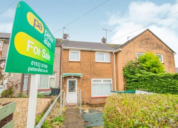 Thumbnail 2 bedroom terraced house for sale in Caesar Crescent, Caerleon, Newport