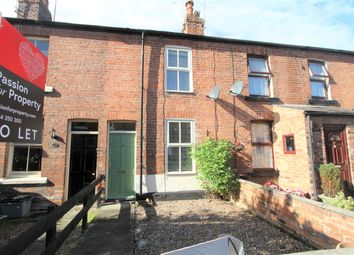 Thumbnail 2 bed terraced house to rent in Bradford Street, Chester, Cheshire