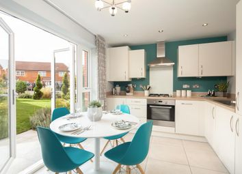 "Thumbnail 2 bed semi-detached house for sale in ""Roseberry"" at Leigh Road, Wimborne"