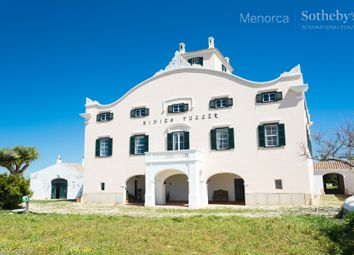 Thumbnail 17 bed finca for sale in Sant Lluis, Sant Lluís, Menorca, Balearic Islands, Spain