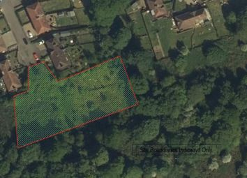Thumbnail Land for sale in Elm Drive, Westquarter, Falkirk