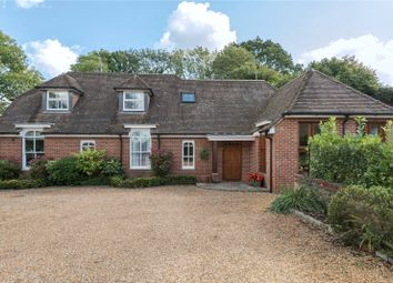 Thumbnail 4 bed detached house for sale in Highbridge Road, Twyford Moors, Winchester, Hampshire