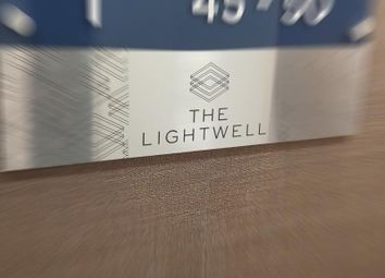 Thumbnail 1 bed flat for sale in The Lightwell, Cornwall Street