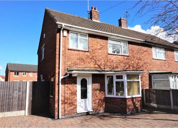 Thumbnail 3 bed semi-detached house for sale in Grasmere Road, Long Eaton