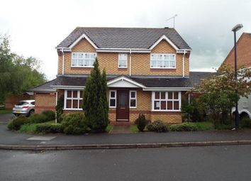 Thumbnail 4 bed detached house for sale in Capesthorne Drive, Swindon, Wiltshire