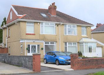4 bed semi-detached house for sale in Gendros Crescent, Gendros, Swansea SA5