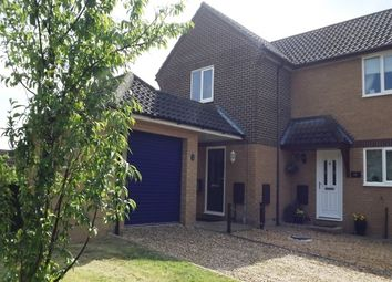 Thumbnail 2 bed property to rent in Cherry Rise, Sutton, Ely