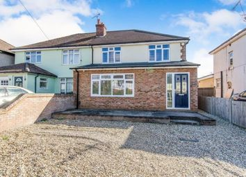 Thumbnail 4 bed semi-detached house for sale in Lunsford Lane, Larkfield, Aylesford, Kent