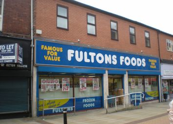 Thumbnail Retail premises for sale in High Street, Mexborough