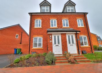 Thumbnail 3 bed semi-detached house for sale in Oswald Drive, Longford, Gloucester