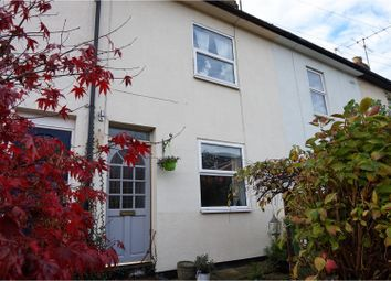 Thumbnail 2 bed terraced house for sale in Prospect Terrace, Cheltenham