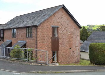 Thumbnail 1 bed semi-detached house to rent in 14, Campion Close, Llanllwchaiarn, Newtown, Powys