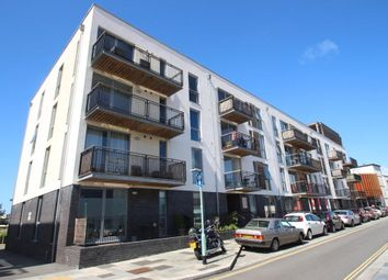 Thumbnail 1 bed flat to rent in Brittany Street, Stonehouse, Plymouth