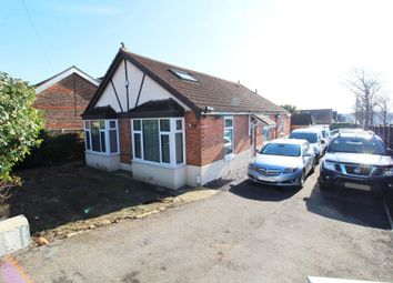 Thumbnail 4 bed detached bungalow for sale in Havant Road, Drayton, Portsmouth