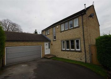 Thumbnail 4 bed detached house for sale in Heath Lea, Halifax