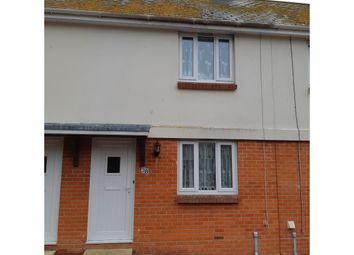 Thumbnail 2 bed terraced house for sale in Foxglove Way, Bridport