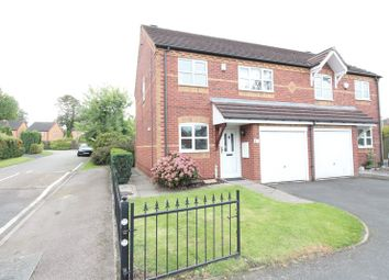 Thumbnail 3 bedroom semi-detached house for sale in Exmoor Green, Wednesfield, Wolverhampton