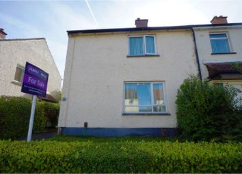 Thumbnail 3 bed end terrace house for sale in West Link, Holywood