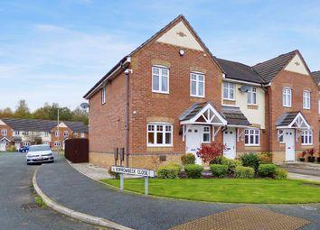 Thumbnail 3 bed terraced house for sale in Lune Road, Platt Bridge, Wigan