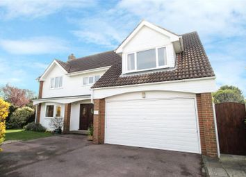 Thumbnail 4 bed detached house for sale in Golden Acre, East Preston, West Sussex