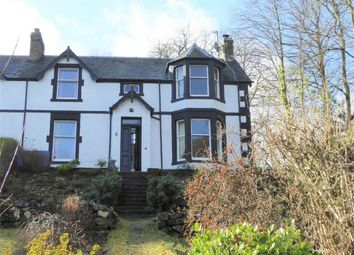Thumbnail 4 bed end terrace house for sale in Fairmount, 6 Melville Terrace, Glenfarg, Kinross-Shire