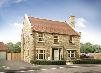 "Thumbnail 5 bedroom detached house for sale in ""The Holborn "" at Malleson Road, Gotherington, Cheltenham"