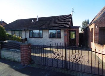 Thumbnail 2 bed semi-detached bungalow for sale in Coniston Road, Askern, Doncaster