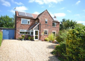 Thumbnail 3 bed detached house for sale in Alderley Road, Chelford, Macclesfield