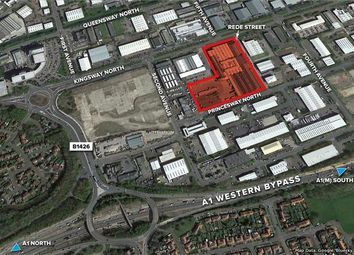 Thumbnail Land to let in Kingsway, Team Valley Trading Estate, Gateshead