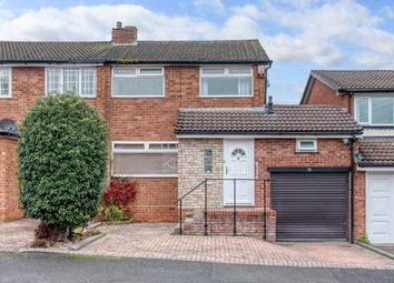 Thumbnail 3 bed semi-detached house to rent in Elm Grove, Norton, Bromsgrove
