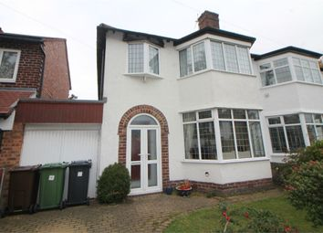 Thumbnail 3 bed semi-detached house for sale in Moor Drive, Crosby, Liverpool, Merseyside