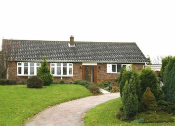 Thumbnail 3 bed detached bungalow to rent in Braunston Road, Oakham