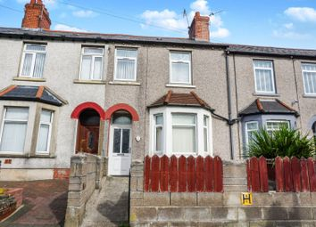 3 bed terraced house for sale in Newport Road, Rumney CF3