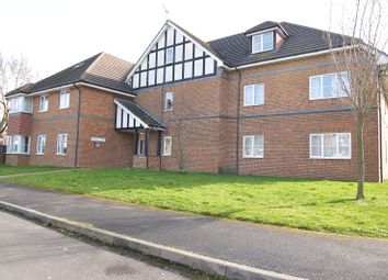 Thumbnail 1 bed flat to rent in Chicheley Court, Sherington Close, Farnborough