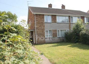 Thumbnail 2 bedroom flat for sale in Okebourne Road, Brentry, Bristol