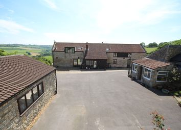 Thumbnail 4 bed barn conversion for sale in Tunley Road, Dunkerton, Bath