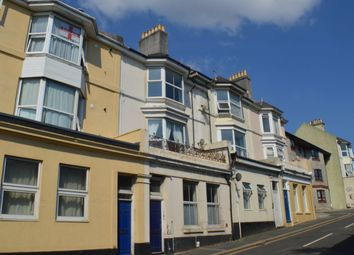 Thumbnail 1 bed flat to rent in Carlton Terrace, Eldad Hill, Plymouth