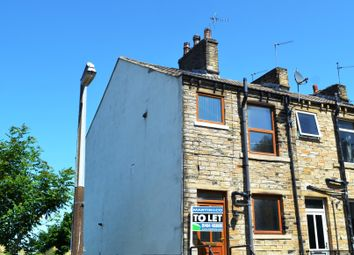 Thumbnail 3 bed end terrace house to rent in Forest Road, Huddersfield