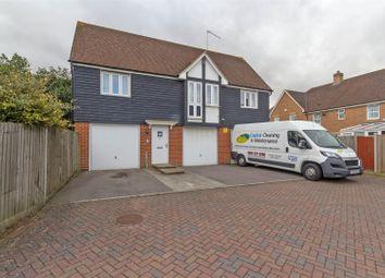 Thumbnail 1 bedroom flat for sale in Bergamot Close, Sittingbourne
