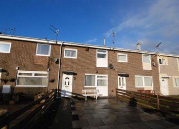 Thumbnail 3 bed terraced house for sale in Ridgeway, Ashington