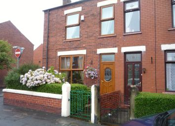 Thumbnail 3 bed terraced house to rent in Chapel Street, Coppull, Chorley