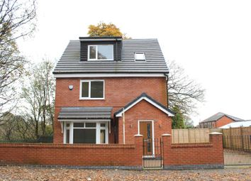 Thumbnail 4 bedroom detached house for sale in Captains Clough Road, Bolton