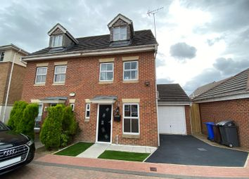 Thumbnail 3 bed semi-detached house for sale in Myrtle Springs Drive, Gleadless, Sheffield