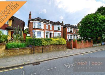 Thumbnail 4 bed flat to rent in Greyhound Lane, Streatham, Streatham