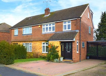 Thumbnail 5 bed semi-detached house for sale in Westwood Drive, Little Chalfont, Amersham, Buckinghamshire