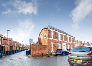Thumbnail 4 bedroom flat for sale in Brentwood Avenue, Jesmond, Newcastle Upon Tyne