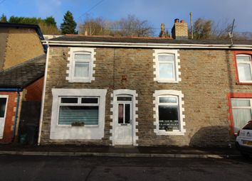 Thumbnail 3 bedroom end terrace house for sale in High Street, Llanhilleth, Abertillery