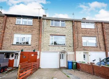 Thumbnail 3 bed terraced house for sale in Laxton Drive, Meden Vale, Mansfield, Nottinghamshire
