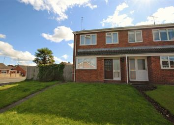 Thumbnail 3 bed semi-detached house for sale in Ashleigh Drive, Uttoxeter